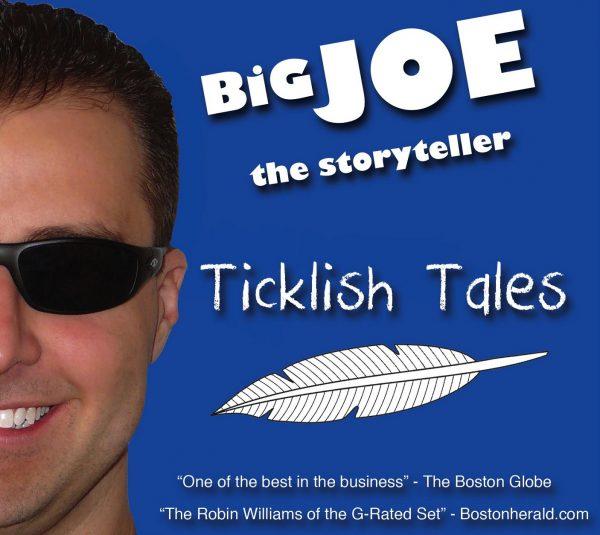 Ticklish Tales CD